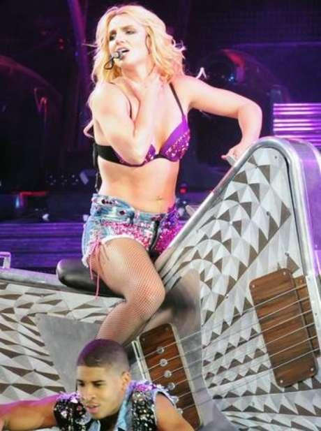 """Britney Spears comenzó su carrera participando en el programa de Disney """"The All-New Mickey Mouse Club"""". Ahora es considerada una rica princesa de la música pop, tras su regreso triunfal después de un breve declive artístico y personal, de la mano del disco """"Femme Fatale""""."""