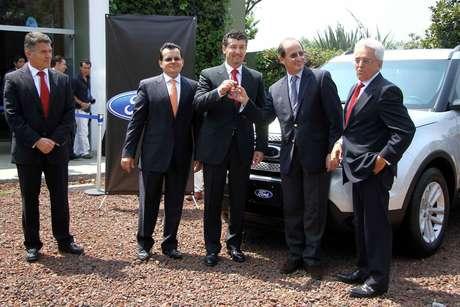 José Manuel de la Torre y Justino Compeán encabezan a la Delegación Mexicana en Concacaf.