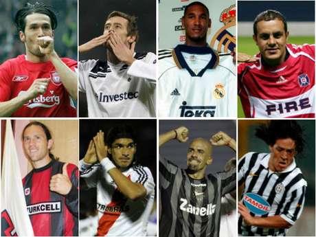 Así como hay jugadores que echan raíces en sus clubes, también está la otra cara de la moneda. Son los futbolistas que han recorrido el mundo a través de diversos equipos. Ellos son los máximos trotamundos del balompié. Conócelos.