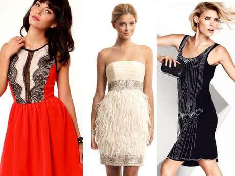 ¡Llegó el momento!. Si tu estilo es romántico o ecléctico, clásico o postmoderno, es ahora de brillar y elegir tu vestido mágico para las fiestas 2012.