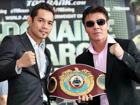 El filipino y el mexicano se dicen listos para la batalla del próximo 15 de diciembre.