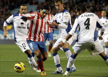 """Miguel Torres cree que en el partido contra el Atlético """"no hubo orgullo, ambición ni carácter"""""""