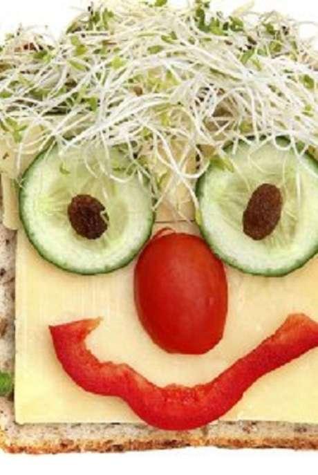 Canapes para que tus hijos coman verduras durante las fiestas