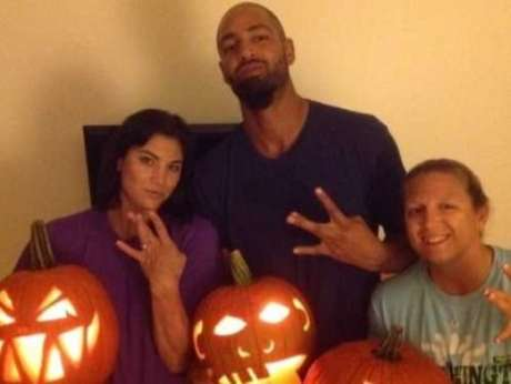 Jerramy Stevens and Hope Solo attended the University of Washington at the same time.