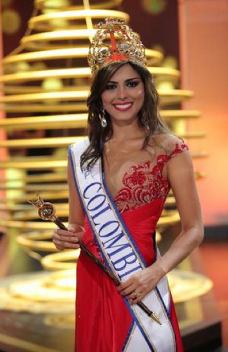 Lucía Aldana Roldán es la nueva soberana de la belleza colombiana.