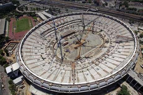 Estádio será reinaugurado em amistoso contra a Inglaterra