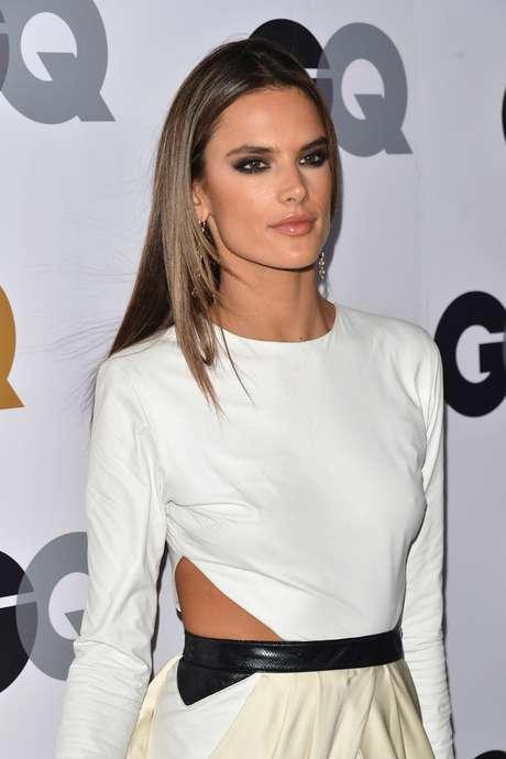 Alessandra es una de las modelos mas codiciadas en el mundo de la moda.