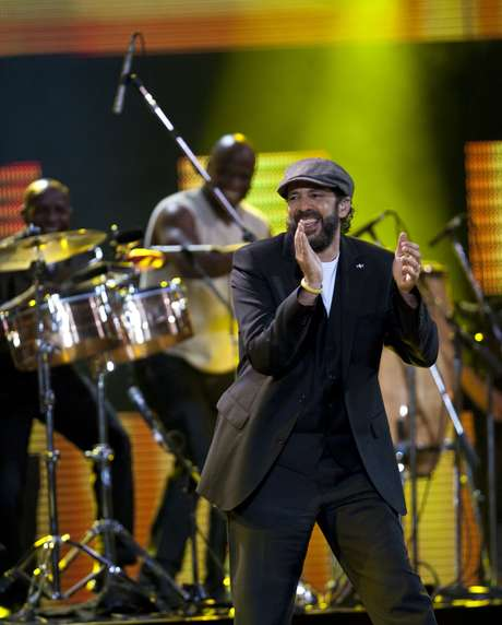 The Latin Grammys are tomorrow night and we have no idea who will win! We can take some good guesses so here are our predicitions for the night's top winners. Record of the Year: 'En El Cielo No Hay Hospital' - Juan Luis Guerra