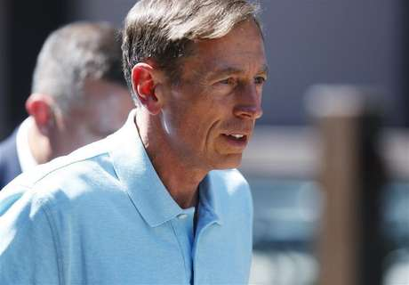 Director of the Central Intelligence Agency General David Petraeus attends the Allen & Co Media Conference in Sun Valley, Idaho July 12, 2012. Petraeus resigned as CIA director on November 9, 2012 he publicly admitted to having engaged in an extramarital affair. Picture taken July 12, 2012.
