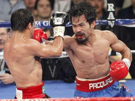 Pacquiao derrotó al mexicano en la última pelea que sostuvieron.