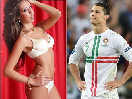 El jugador del Madrid tiene una prima que ha saltado a la fama en fechas recientes, Tracy Oliveira confesó en un reality show en Portugal que llegó ahí gracias a su primo, un tal Cristiano Ronaldo