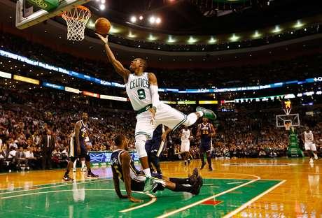 Fue en el tobillo derecho la torcedura del líder en asistencias de los Celtics.