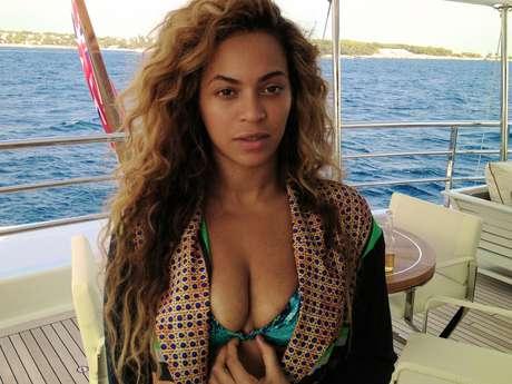 Beyoncé creó su cuenta de Tumblr para acercar a sus fans con su vida.