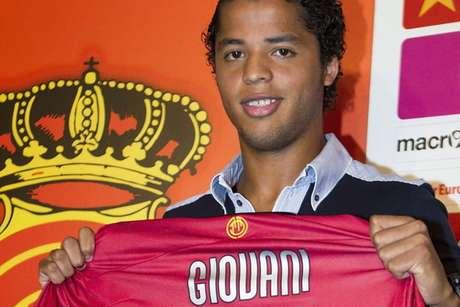 Giovani Dos Santos llegó esta temporada a Mallorca.