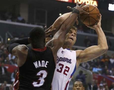 Wade anotó seis puntos en la derrota ante Clippers, lo más bajo en la temporada para él.