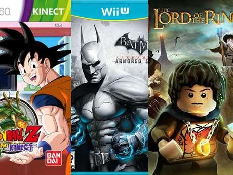 ¡Videojuegos para todos los gustos! ¡Los mejores obsequios para disfrutar en familia!