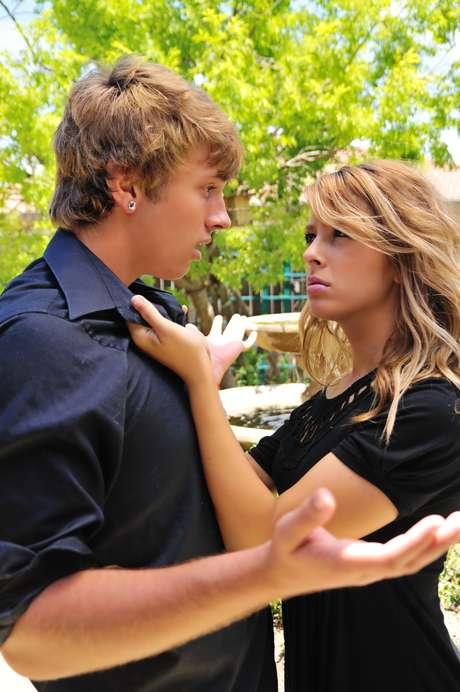 O término do relacionamento deve acontecer cara a cara