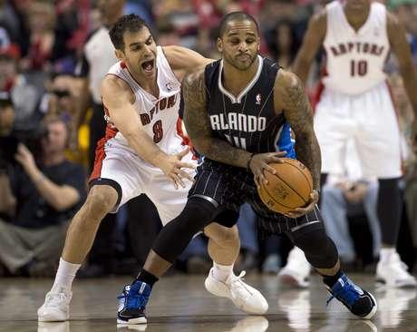 Los Raptors de Toronto superaron 97-86 a los Magic de Orlando, en choque de equipos perdedores de la Conferencia Este.