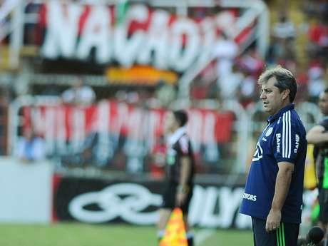 """Gilson Kleina quer reforços """"pontuais"""" para trabalhar no Palmeiras em 2013"""