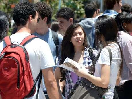 Vestibular oferece 7.355 vagas em 176 opções de cursos