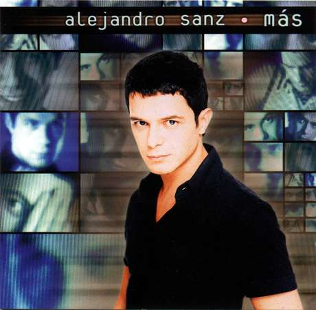 """Más"" - (1997). This would be considered Alejandro's breakout hit album with singles like ""Amiga Mía"" y ""Corazón Partío"", selling over 5 millones de copias worldwide."