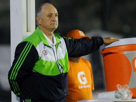 Em 12 de setembro de 2012, Luiz Felipe Scolari fez seu último jogo à frente do Palmeiras: um dia após a derrota para o Vasco por 3 a 1 no Estádio São Januário, no Rio de Janeiro, foi demitido. Ele tinha contrato até o fim do ano