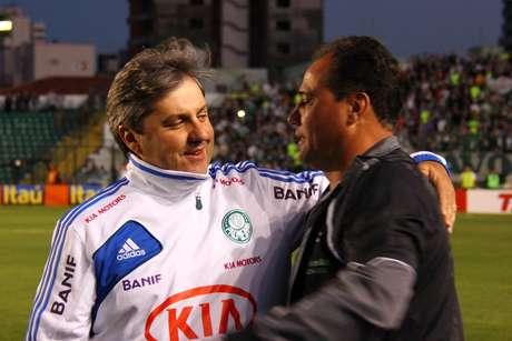 Gilson Kleina tem contrato com o Palmeiras até o fim da próxima temporada