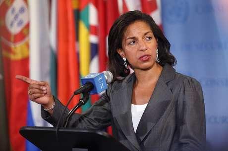 Los republicanos acusan a Susan Rice de engañar a los estadounidenses en el caso del ataque al consulado en Bengasi, Libia.
