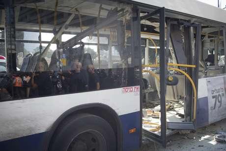 El ataque ocurrió en el octavo día de una ofensiva contra la Franja de Gaza por parte de Israel, que lanzó con el objetivo de evitar ataques de misiles desde el enclave palestino.