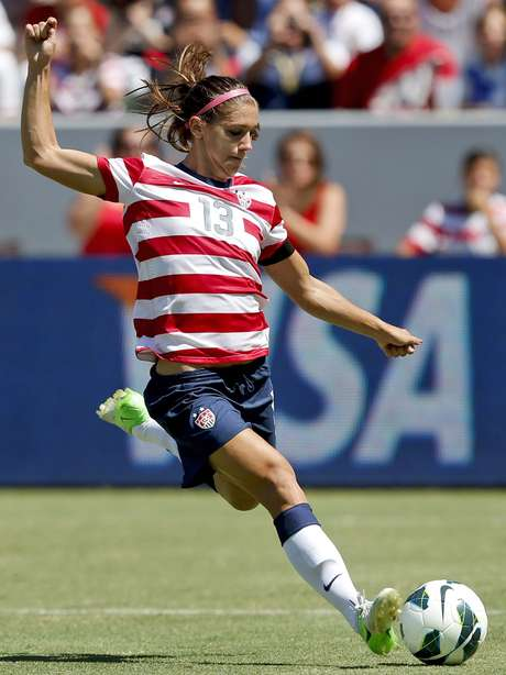 Alex Morgan and the rest of her U.S. teammates will be playing in a third women's pro league in the States.