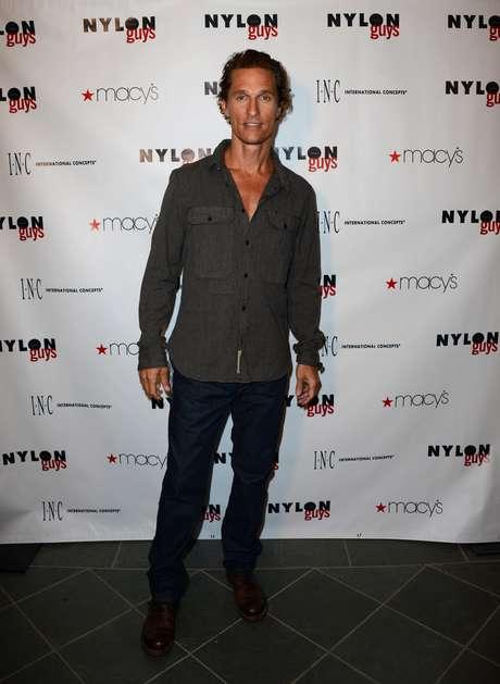 Matthew McConaughey se siente sin fuerzas tras bajar de peso