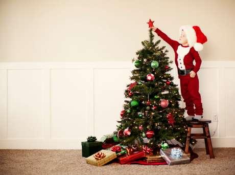 El árbol de Navidad es una costumbre proveniente de los países nórdicos, donde simbolizaba la vida.