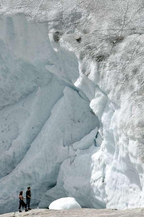 Los hermanos desaparecieron en marzo de 1926 cuando realizaban montañismo.