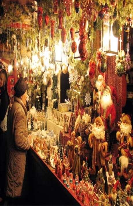 El de Núremberg es uno de los más famosos mercadillos de todo el continente. Este mercado se celebra desde hace casi cuatrocientos años.