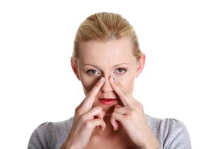 Aumento da ansiedade produzida por alguém que não está falando aumenta a temperatura da ponta do nariz