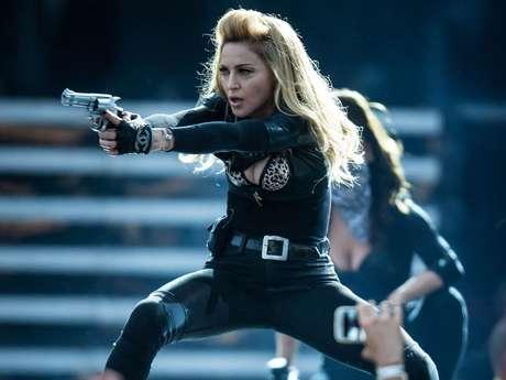 Madonna arrancó 'The MDNA Tour' consolidando su gira como una de las más polémicas.