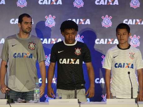 <p>Patrocínio da Caixa com o Corinthians foi definido comoo maior do Brasil</p>