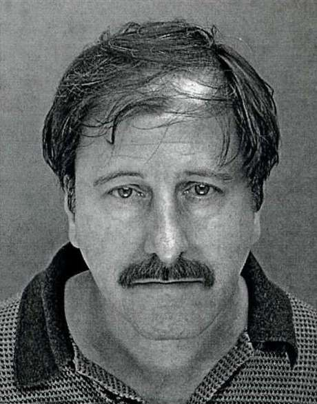 Salvatore Perrone is picture in this 2001 booking photo from the Franconia Township Police Department, in Telford, Pennsylvania.