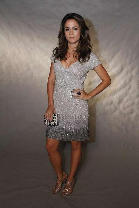 Nanda Costa é a protagonista de 'Salve Jorge'