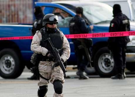 Chihuahua es uno de los estados más afectados por la violencia del narcotráfico en México.