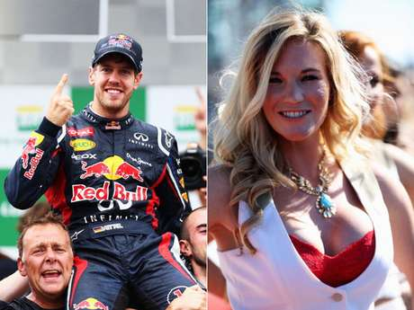 The Formula 1 2012 season reached its end in Brazil, with the coronation of German Sebastian Vettel for the third time in his career. Here are the best drivers, moments and beautfiul women of the past season.