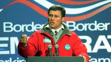 Según un estudio el gobernador Jay Insleee ganó gracias al voto hispano.