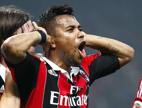 Robinho interessa a Santos, Flamengo e Atlético-MG