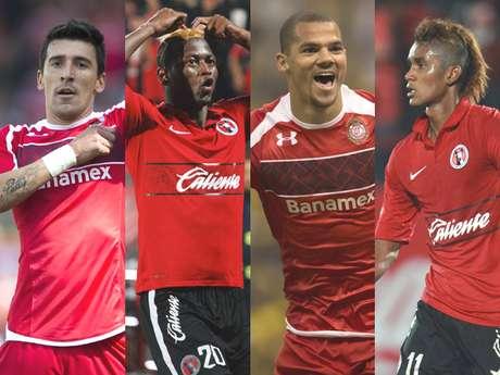 Descubre el Once Ideal de las semifinales del Apertura 2012