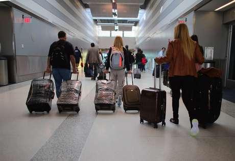 El buen clima contribuyó a un fin de semana sin complicaciones para los millones que regresaron a sus hogares, especialmente en los aeropuertos.