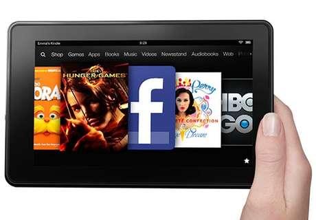 Amazon.com redujo el precio de su tableta y tuvo récord de ventas.