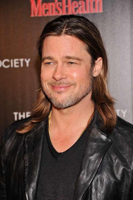 Brad Pitt disruta el desorden de sus hijos