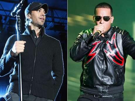Enrique Iglesias versiona video con Daddy Yankee.