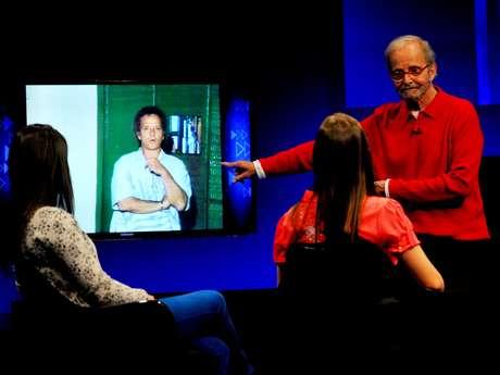 <p>Em seu novo programa, Goulart de Andrade revisita seu acervo e o apresenta para estudantes de jornalistas que devem atualizar&nbsp;este conte&uacute;do</p>