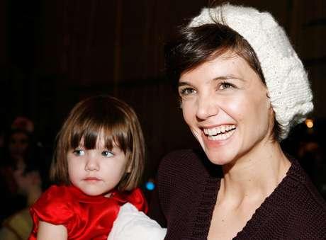 Katie Holmes pasará la Navidad con Suri